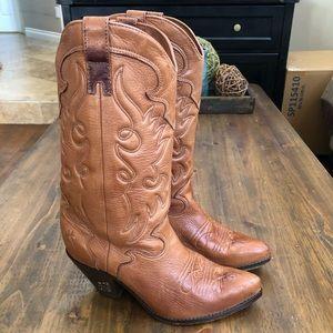 Zodiac cowboy boots